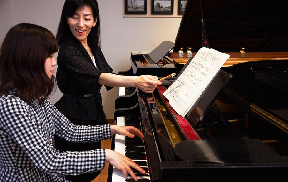 tsuyama piano&english